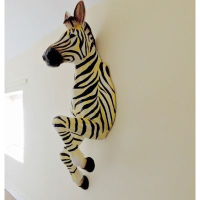 Life Size Zebra Mount Retro Ornaments Smithers of Stamford £ 340.00 Store UK, US, EU, AE,BE,CA,DK,FR,DE,IE,IT,MT,NL,NO,ES,SE