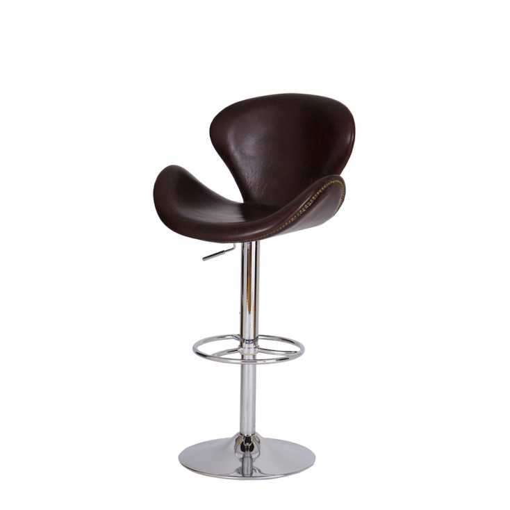 Cowboy Bar Stool Smithers Archives Smithers of Stamford £ 549.00 Store UK, US, EU, AE,BE,CA,DK,FR,DE,IE,IT,MT,NL,NO,ES,SE