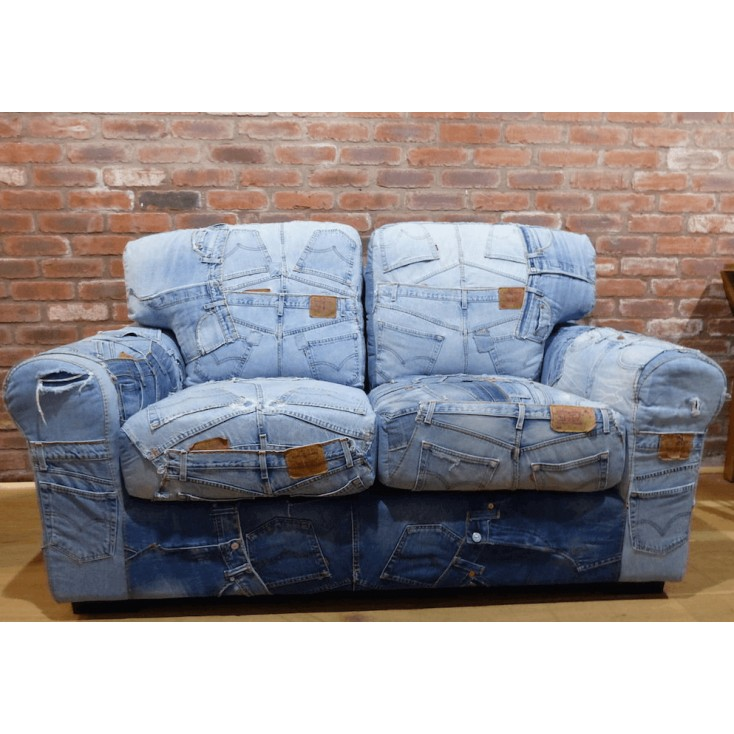 Levi Denim Sofa Smithers Archives Smithers of Stamford £ 2,900.00 Store UK, US, EU, AE,BE,CA,DK,FR,DE,IE,IT,MT,NL,NO,ES,SE