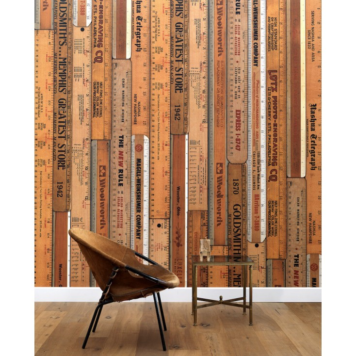 Ruler Wallpaper Previous Collections Smithers of Stamford £ 249.00 Store UK, US, EU