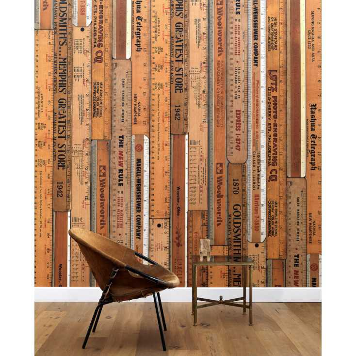 Ruler Wallpaper Smithers Archives Smithers of Stamford £ 249.00 Store UK, US, EU, AE,BE,CA,DK,FR,DE,IE,IT,MT,NL,NO,ES,SE