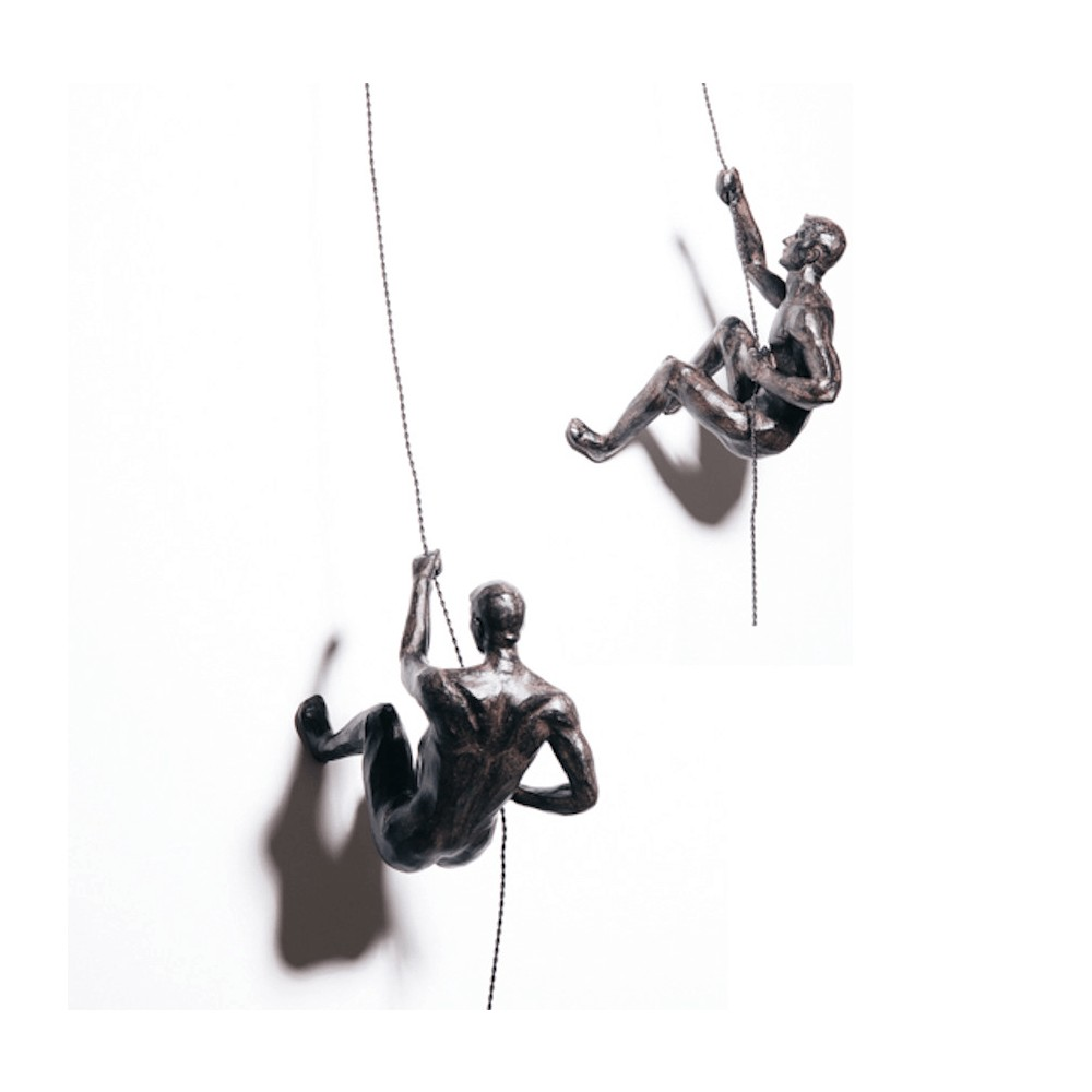 Best Cool Rock Climbing Ornament Sculpture