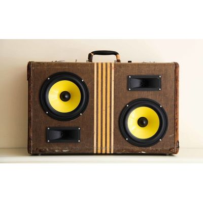 Boombox The Face
