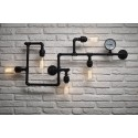 Industrial Pipe Wall Lights