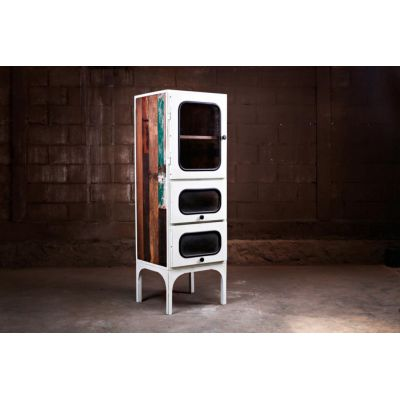 Tall Knickerbocker Cabinet