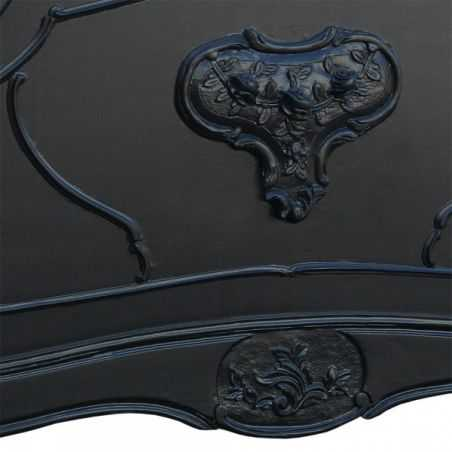 Black French Style Boudoir Provence Range King Bed Home Smithers of Stamford £ 1,120.00 Store UK, US, EU, AE,BE,CA,DK,FR,DE,I...