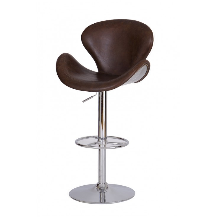 Aviator Bar Stool Previous Collections Smithers of Stamford £ 644.00 Store UK, US, EU