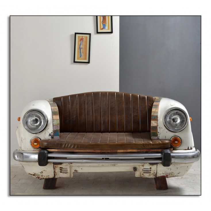 Classic Car Sofa Frame Couch