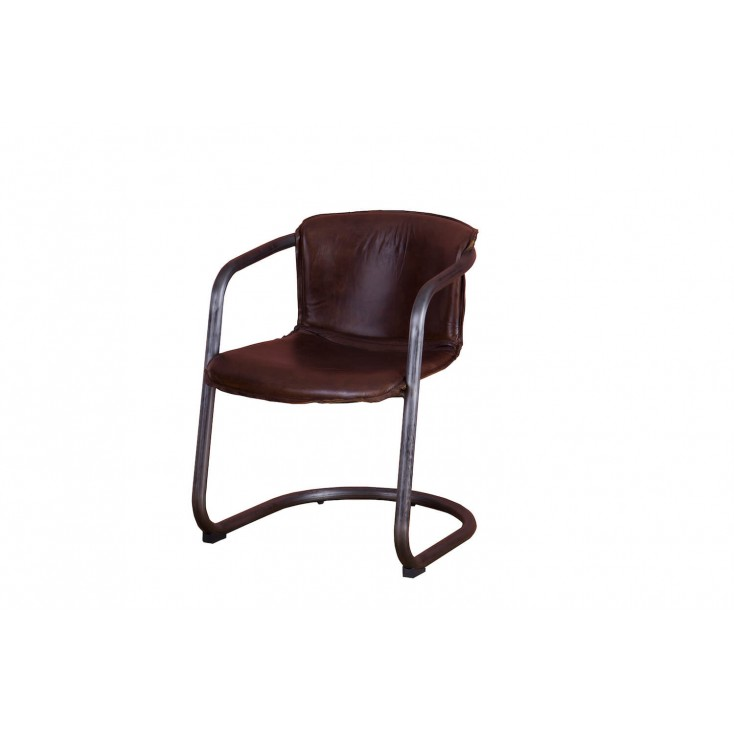 Aviator Leather Chair