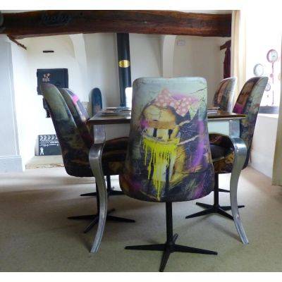 Mona Lisa Dining Chairs