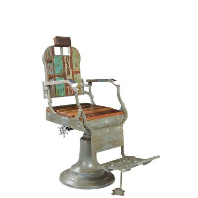 Vintage Barber Chair Industrial Furniture Smithers of Stamford £ 900.00 Store UK, US, EU