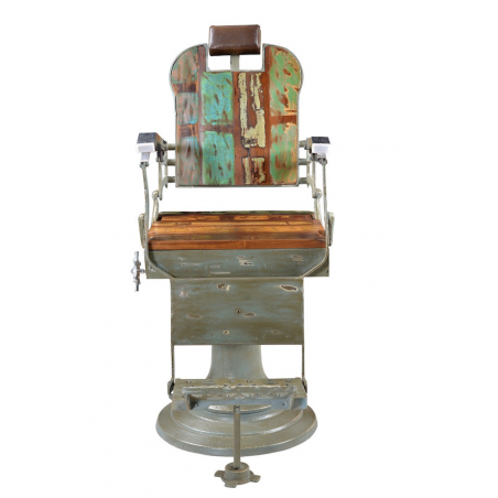 Vintage Style Dentist / Barber Chair Industrial Furniture Smithers of Stamford £1,125.00 Store UK, US, EU, AE,BE,CA,DK,FR,DE,...