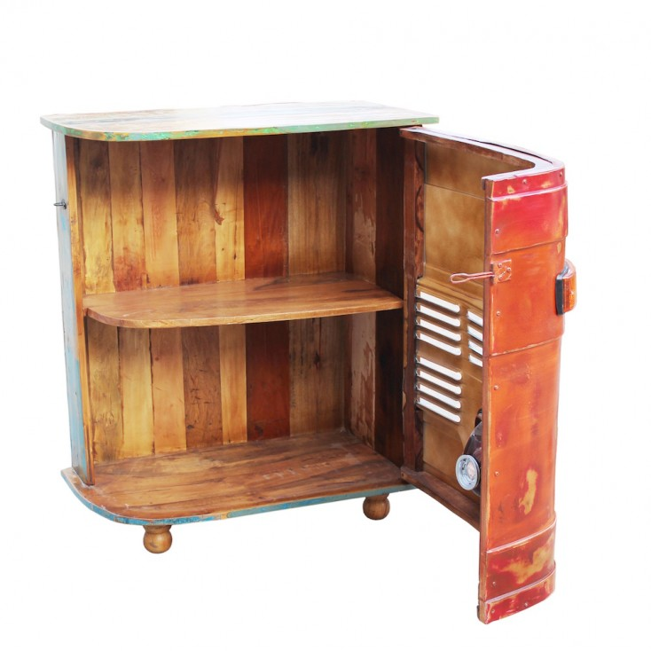 Recycled Truck Cocktail Bar Upcycled Furniture Smithers of Stamford £ 1,185.00 Store UK, US, EU, AE,BE,CA,DK,FR,DE,IE,IT,MT,N...