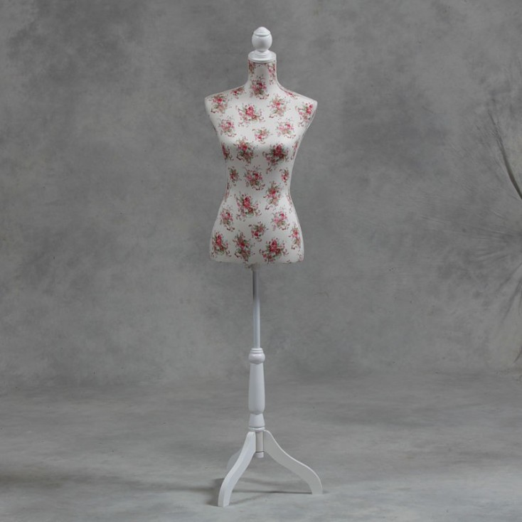 Retro Rose Mannequin Previous Collections Smithers of Stamford £ 87.00 Store UK, US, EU
