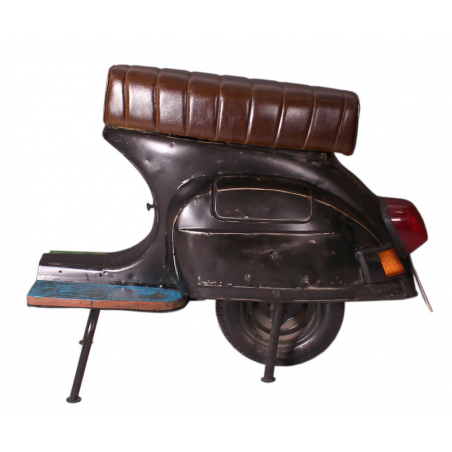 Vespa Scooter Bar Stool Repurposed Furniture Smithers of Stamford £1,229.00 Store UK, US, EU, AE,BE,CA,DK,FR,DE,IE,IT,MT,NL,N...