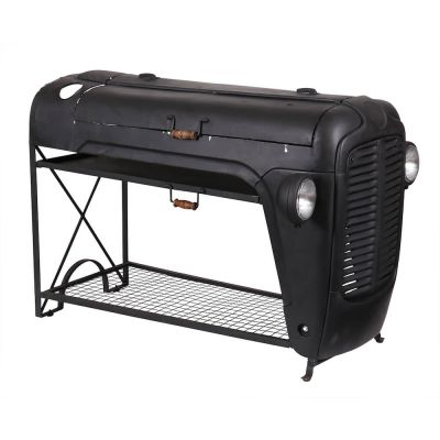 Outdoor BBQ Grill - Massey Ferguson Tractor Hood Outdoor Furniture Smithers of Stamford £ 693.00 Store UK, US, EU