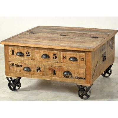 Trunk Coffee Table Side Tables & Coffee Tables £ 675.00 Store UK, US, EU, AE,BE,CA,DK,FR,DE,IE,IT,MT,NL,NO,ES,SE