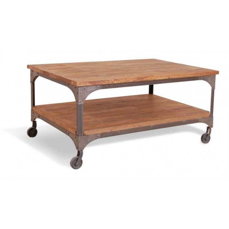 Industrial Trolley Coffee Table Smithers Archives Smithers of Stamford £ 497.00 Store UK, US, EU, AE,BE,CA,DK,FR,DE,IE,IT,MT,...