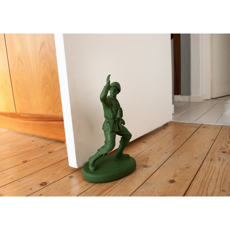 Soldier Doorstop Previous Collections SUCK UK £ 30.00 Store UK, US, EU