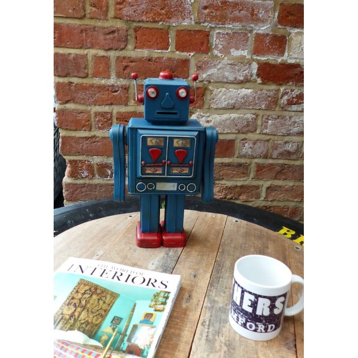 Robbie The Retro Robot Smithers Archives Smithers of Stamford £ 31.50 Store UK, US, EU, AE,BE,CA,DK,FR,DE,IE,IT,MT,NL,NO,ES,SE