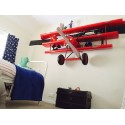 Red Baron Wall Shelving