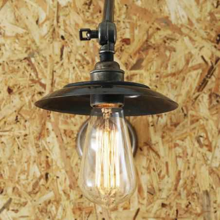 Industrial Pendant Poster Light Smithers Archives Smithers of Stamford £ 258.00 Store UK, US, EU, AE,BE,CA,DK,FR,DE,IE,IT,MT,...