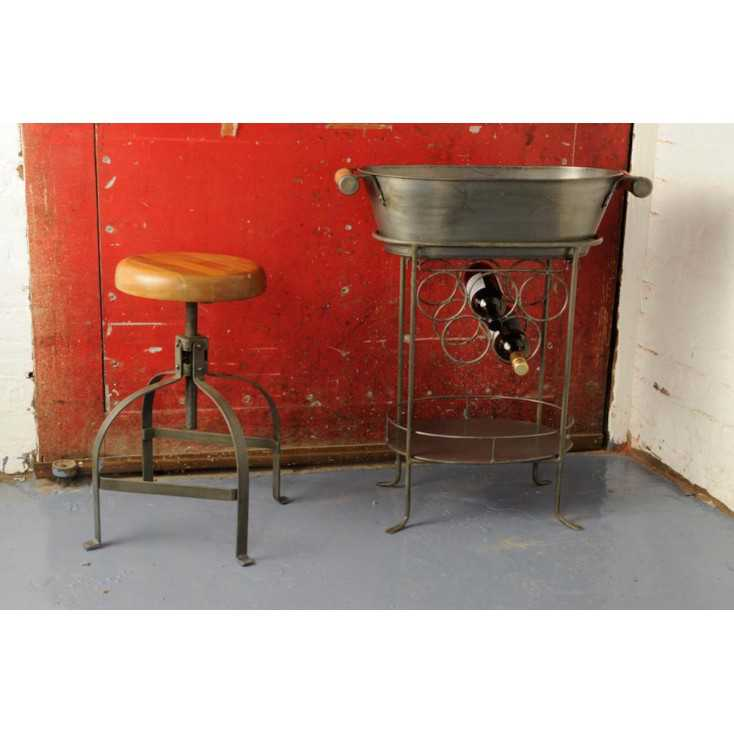 Champagne Ice Bucket Storage Furniture Smithers of Stamford £ 251.00 Store UK, US, EU, AE,BE,CA,DK,FR,DE,IE,IT,MT,NL,NO,ES,SE