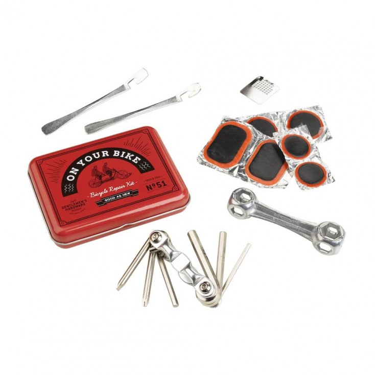 On Your Bike Repair Kit Smithers Archives £ 15.00 Store UK, US, EU, AE,BE,CA,DK,FR,DE,IE,IT,MT,NL,NO,ES,SE