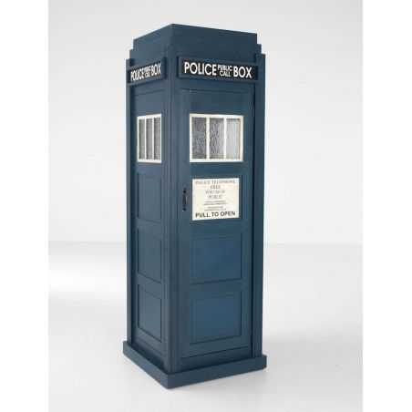 The Tardis Police Public Call Box Cabinets & Sideboards Smithers of Stamford £ 800.00 Store UK, US, EU, AE,BE,CA,DK,FR,DE,IE,...