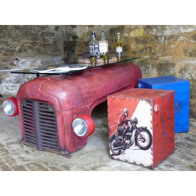 Tractor Coffee Table Upcycled Furniture Smithers of Stamford 1,200.00 Store UK, US, EU, AE,BE,CA,DK,FR,DE,IE,IT,MT,NL,NO,ES,SE