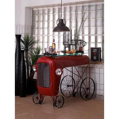Tractor Bar Upcycled Furniture Smithers of Stamford 2,100.00 Store UK, US, EU