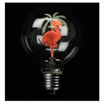 Flamingo Light Bulb Previous Collections Smithers of Stamford £ 7.50 Store UK, US, EU