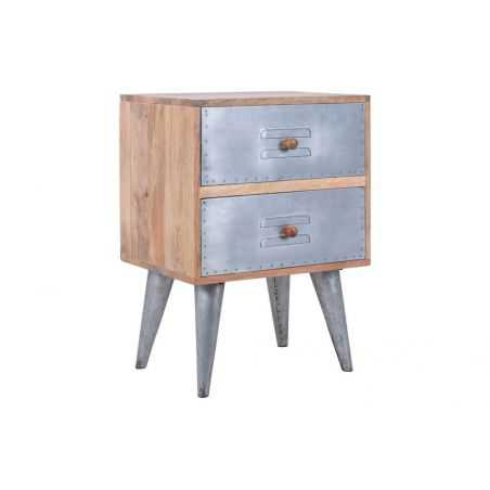 Aviator Bedside Table Smithers Archives Smithers of Stamford £ 320.00 Store UK, US, EU, AE,BE,CA,DK,FR,DE,IE,IT,MT,NL,NO,ES,SE