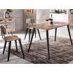 Miami Dining Room Table Reclaimed Wood Furniture Smithers of Stamford £ 780.00 Store UK, US, EU, AE,BE,CA,DK,FR,DE,IE,IT,MT,N...