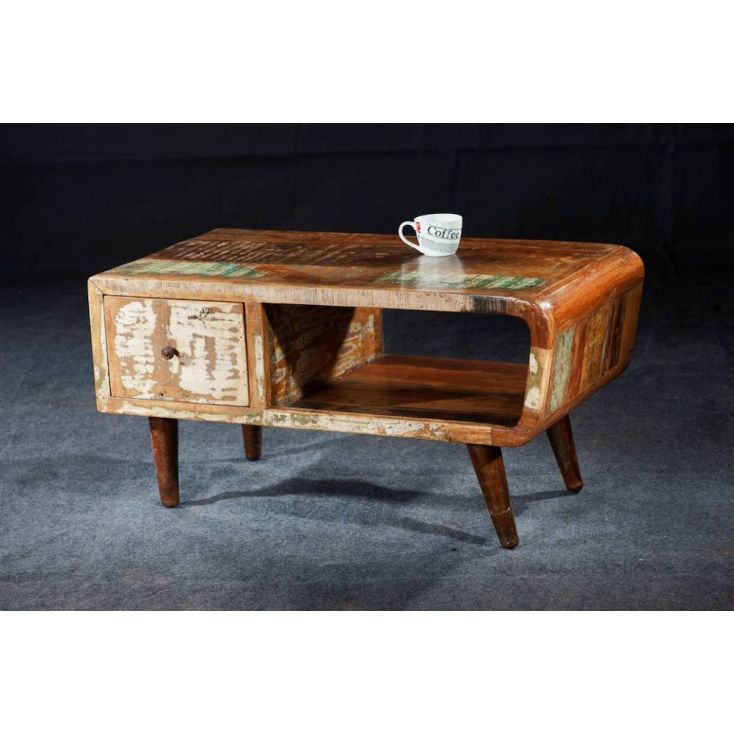 Mish Mash Boat Coffee Table Side Tables & Coffee Tables Smithers of Stamford £ 420.00 Store UK, US, EU