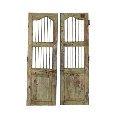 Wooden Bar Doors