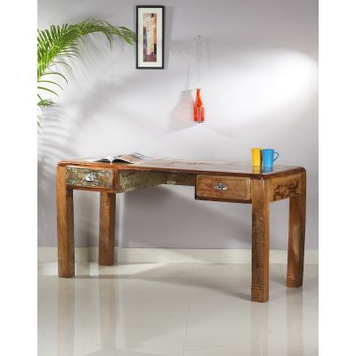 Reclaimed Wood Desk Reclaimed Wood Furniture Smithers of Stamford £ 625.00 Store UK, US, EU, AE,BE,CA,DK,FR,DE,IE,IT,MT,NL,NO...