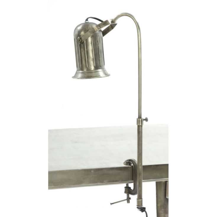 Clamp Lamp Smithers Archives Smithers of Stamford £98.00 Store UK, US, EU, AE,BE,CA,DK,FR,DE,IE,IT,MT,NL,NO,ES,SE