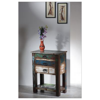 River Thames Narrow Console Table