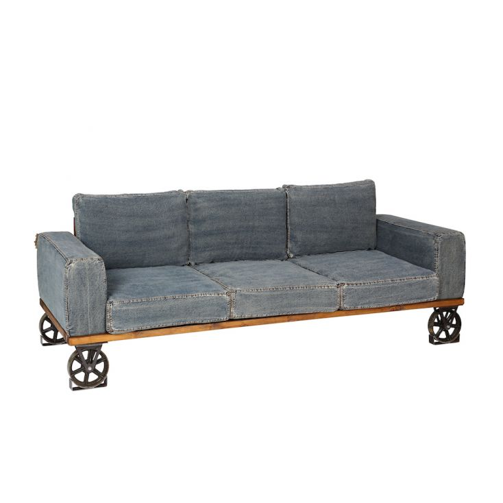 Warehouse Denim Sofa Previous Collections Smithers of Stamford 2,800.00 Store UK, US, EU