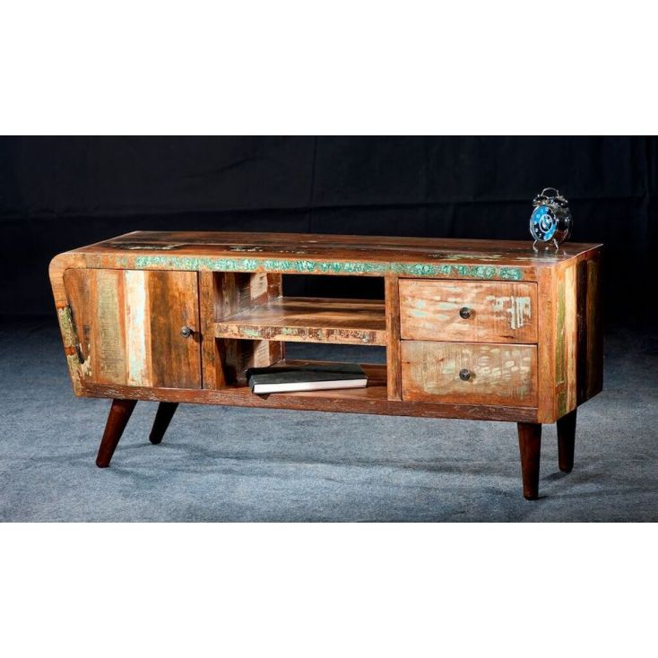 Mish Mash Reclaimed TV Cabinet Previous Collections Smithers of Stamford £ 698.00 Store UK, US, EU