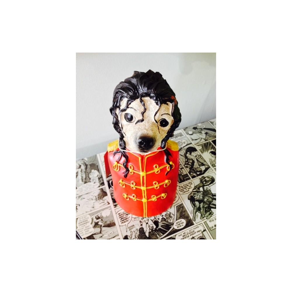 Michael Jackson Gifts The King Of Pop Art Figure
