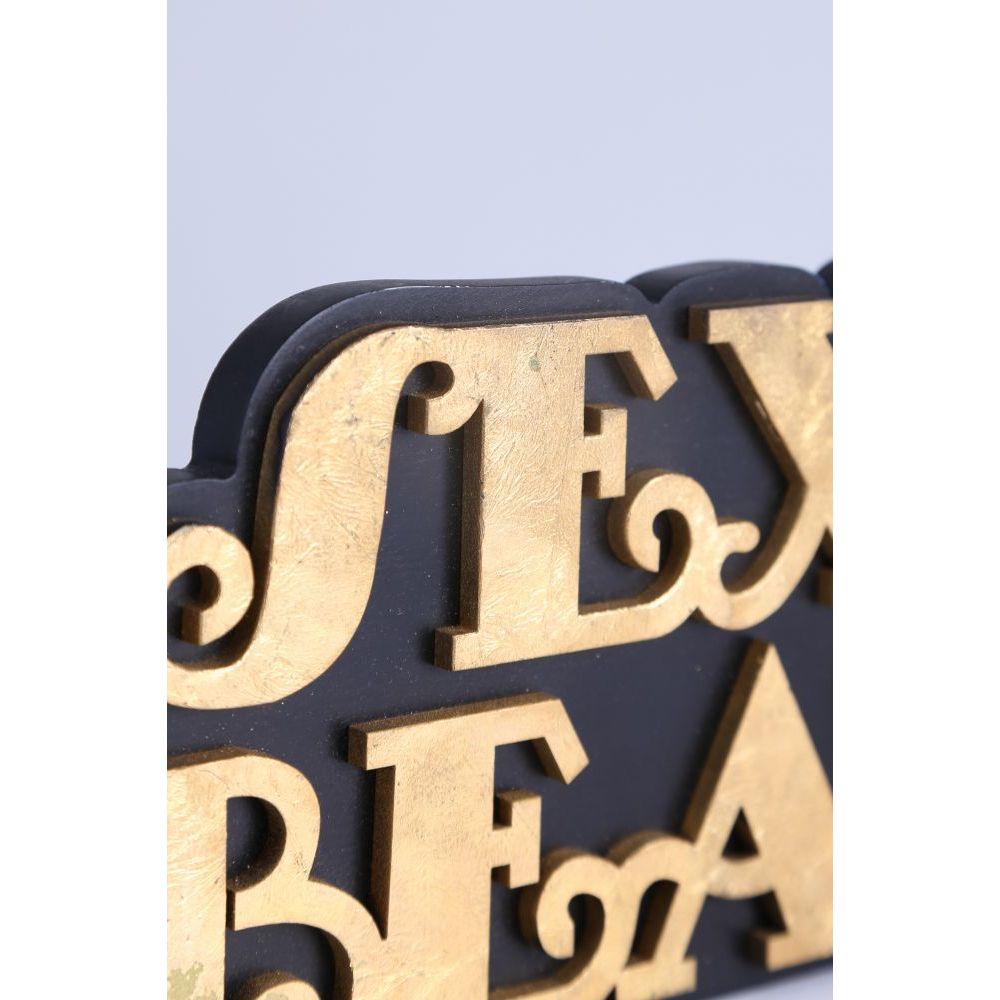 FOXY LADY Wall Signs | Sexy Beast Sign | Luxury Gifts For ...