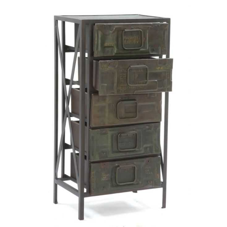Military Chest of Drawers Smithers Archives Smithers of Stamford £ 890.00 Store UK, US, EU, AE,BE,CA,DK,FR,DE,IE,IT,MT,NL,NO,...