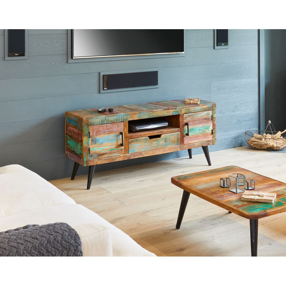 Reclaimed Wood Furniture Recycled Furniture Company Smithers  # Wooden Art Meuble Tv