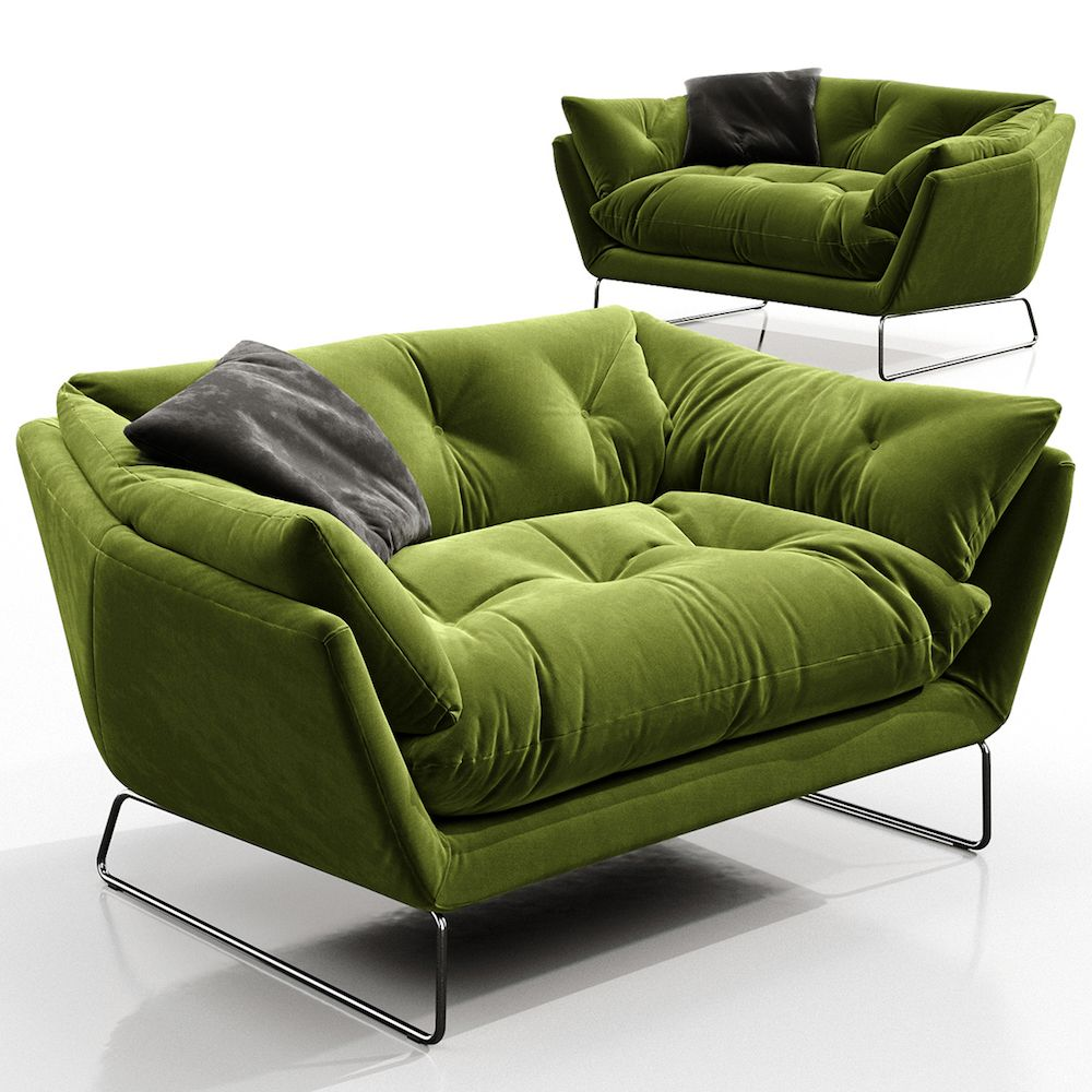 New York Suite Sofa By Saba Italia Sofas And Armchairs 3 766 00 Uk