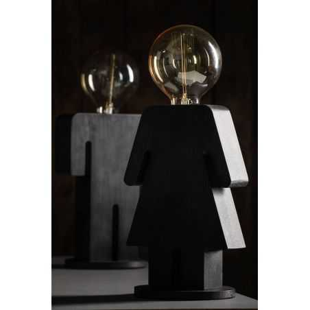 Adam And Eve Lamps Vintage Lighting  Smithers of Stamford £ 157.00 Store UK, US, EU, AE,BE,CA,DK,FR,DE,IE,IT,MT,NL,NO,ES,SE