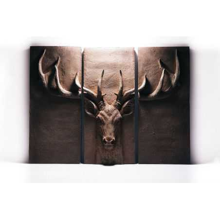 Reindeer Stag Plaque Smithers Archives Smithers of Stamford £ 275.00 Store UK, US, EU, AE,BE,CA,DK,FR,DE,IE,IT,MT,NL,NO,ES,SE