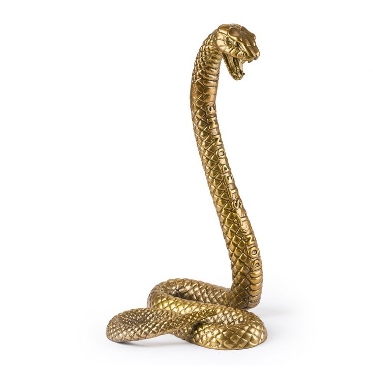 Cobra Snake Ornament Retro Ornaments Seletti £ 205.00 Store UK, US, EU