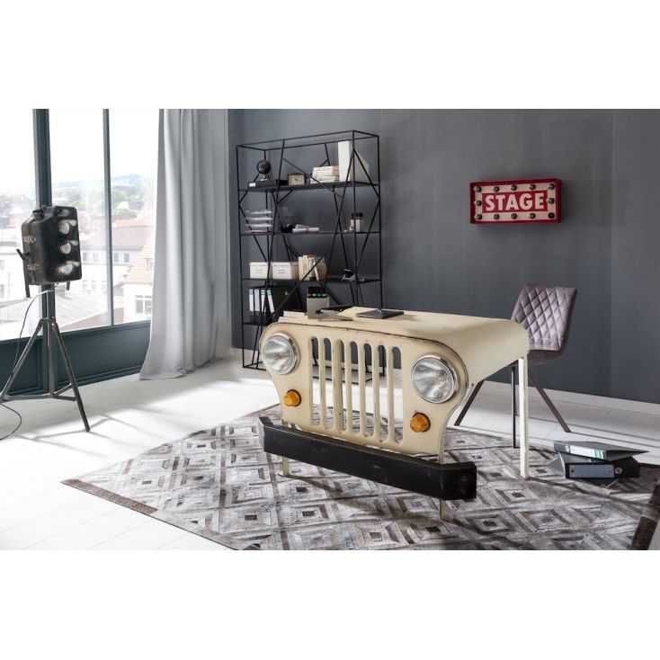 Urban Military Luxury Cool Green Office Desk Army Themed